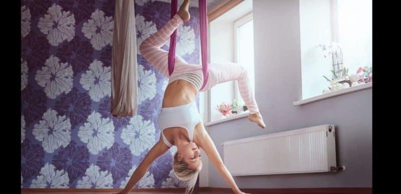 Best Aerial Yoga Hammocks Swings