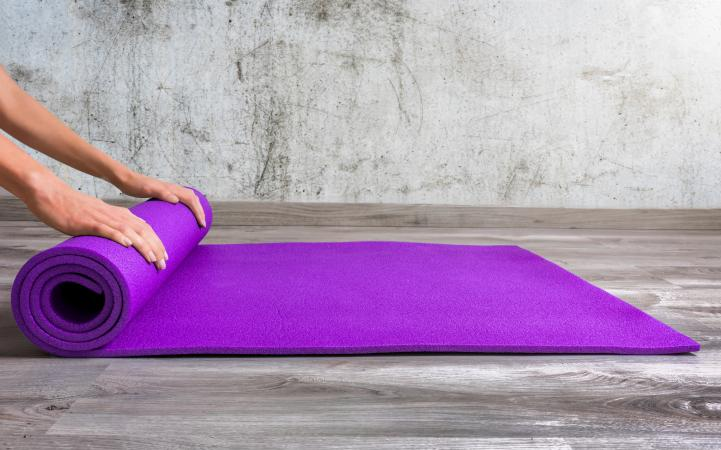 The Best Non-Slip Yoga Mats