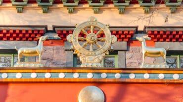 The Eightfold Path of Buddhism