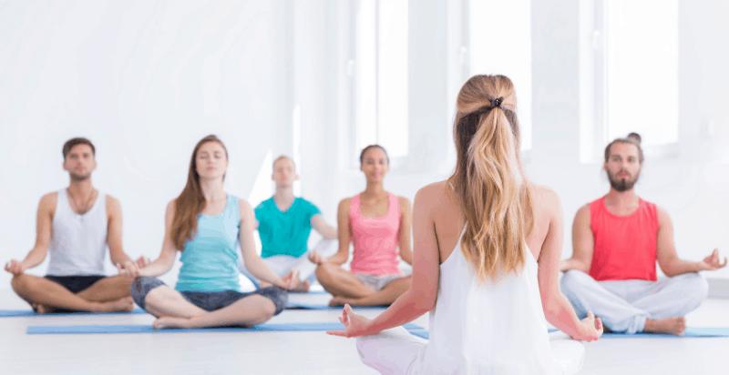 Yoga Class Terms