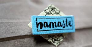 yoga terms namaste